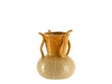 A Simple Mess Verdal Vase Dia. 11,5 x 13 cm Dusty yellow