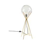 A Simple Mess Knold Lampe 26 x 80 cm clear